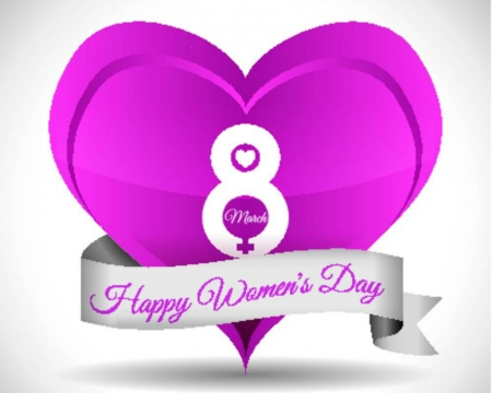 Happy Womans Day Other Abstract Background Wallpapers
