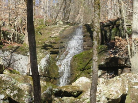 The trickle-down effect - nature, photography, hiking, outdoors