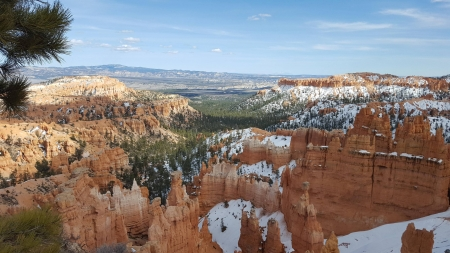 Bryce Canyon - fun, desert, cool, Bryce Canyon, mountains, nature