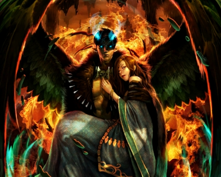 Hades, King of demons