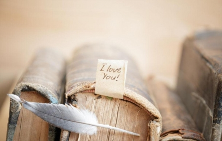 ❤ - photography, books, abstract, quill