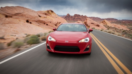 2013 Scion FR-S - Scion, 2013, FRS, car