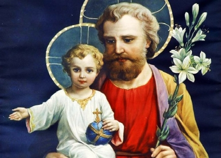 Saint Joseph - christ, jesus, joseph, religion, father