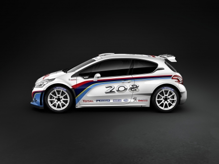 peugeot 208 r5 - peugeot, rally, french, car