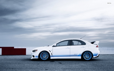 2014 Mitsubishi Lancer Evolution - Evo, Mitsubishi, Evolution, 2014, car, auto, Lancer, sports