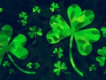 Dancing Shamrocks