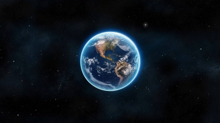 Our Earth - cool, planet, space, Our Earth, fun