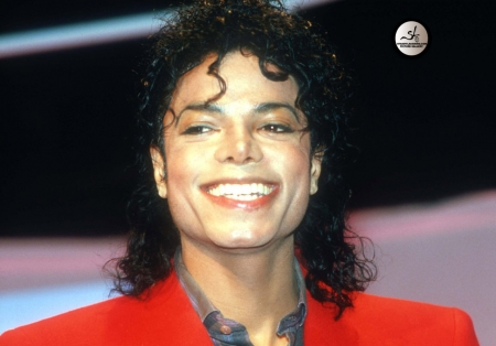 Michael Jackson Most Beautiful Smile Other People Background