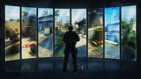 Counter-Strike: Global Offensive - Global Offensive, gaming, Counter Strike GO, shooter, video game, game, Counter Strike, FPS