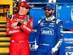 Kyle and Jimmie