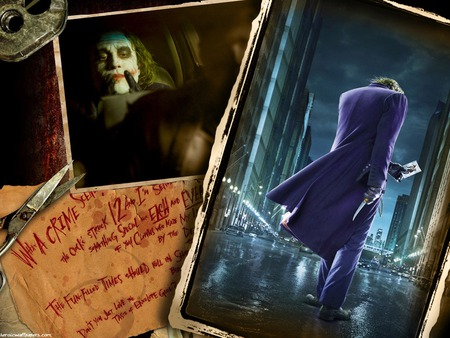 Why so Serious - movies, dark