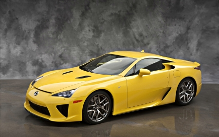 lexus lfa - lexus, coupe, sports, car