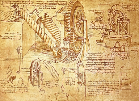 Leonardo Da Vinci - architecture, Italian, wonder, genius, sculpting, Leonardo di ser Piero da Vinci, cartography, botany, person, Leonardo Da Vinci, painting, literature, amazing, music, anatomy, man, inventions, mathematics, geology, astronomy, science, polymath, history, writing, engineering
