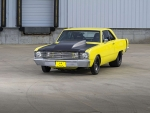 1967 Dart Runs 8s With a Gen III Hemi and a Big Turbocharger