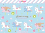 Unicorns and Cinnamoroll