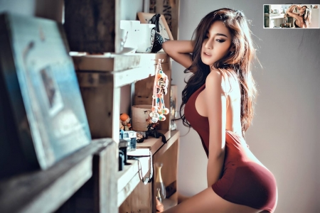 Thailand Models - beauty, Thai, model, Koko Rosjares
