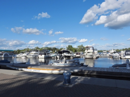 Lake Of Boats - Boats, Personal Boats, Clouds, Photography, Sky, Little Lake