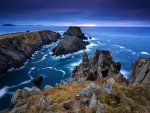 Rocky Coast of Ireland