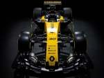 Renault RS17 2017 Formula 1 car