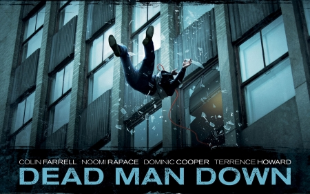 Dead Man Down (2013) - 2013, Dead Man Down, Colin Farrell, movie, film