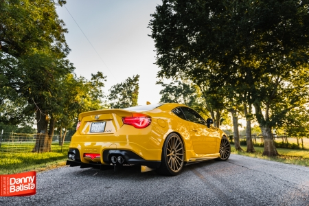 2017 FRS - yellow, clean, Mean, car