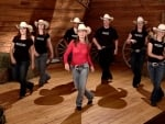 Cowgirl Dance. .