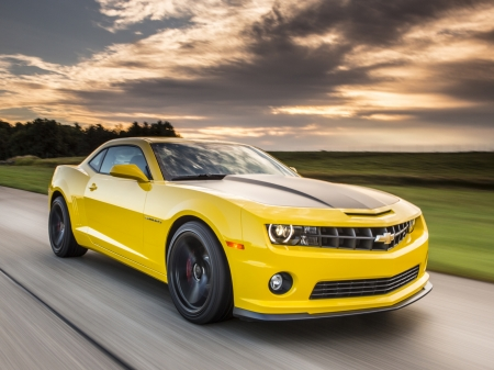 2017 Chevrolet Camaro Ss 1le Chevrolet Cars Background