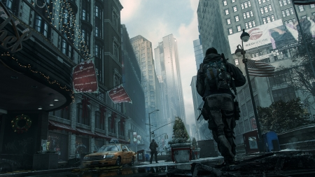Tom Clancy's The Division - Tom Clancy, The Division, game, gaming, video game