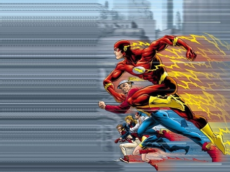 Speed Force - Comics, Flash, Superheroes, DC Comics