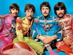 Beatles Sgt. Pepper Pose