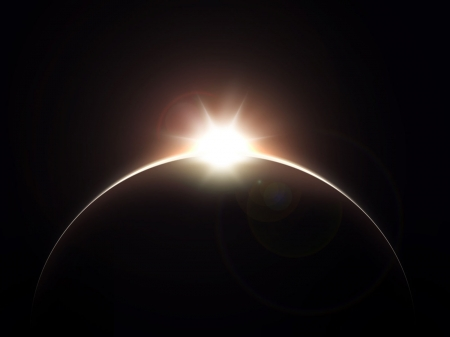 The Totality - Earth, Eclipse, Sun, Universe