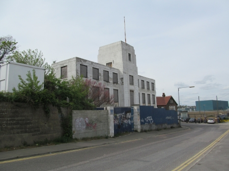 Derelict Offices - Buildings, Art Deco, Architecture, Offices