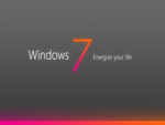 Windows 7 Paper Inspired by Microsoft Zune