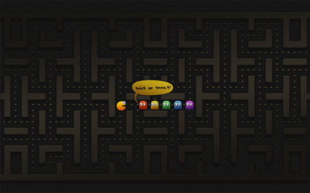 PacMan - game, pacman, funny