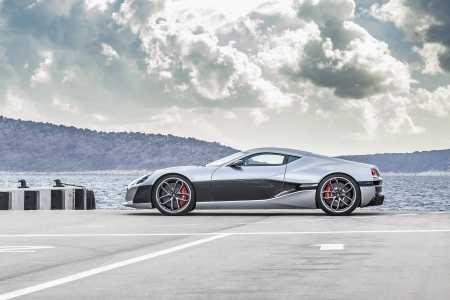 rimac concept one - concept, sports, rimac, one