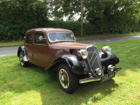 citreon 11bl traction avant - citreon, traction, avant, french