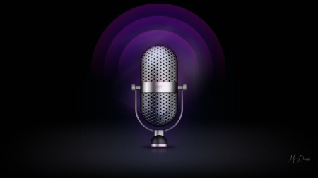 Microphone - record, broadcast, Firefox Persona theme, mic, microphone, radio