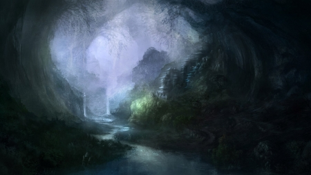 Gothic Fantasy 3d And Cg Abstract Background Wallpapers
