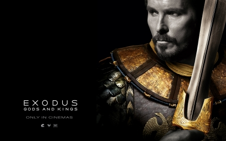 Exodus Gods And Kings 2014 Movies Entertainment Background Wallpapers On Desktop Nexus Image 2252304