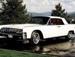 Lincoln Continental Convertble 1964