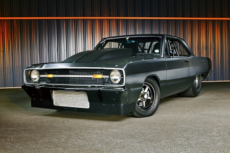 Think You're Fast? This 1,400hp '69 Dart Will Knock Your Lights Out! - Classic, 1969, Cowl Hood, Mopar
