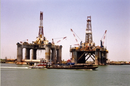 Offshore Deep Water Drilling Rigs - Drilling Rig, Ships, Mobile Alabama, Offshore Oil, Oil Industry