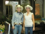 Cowgirls In The City. .