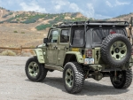 Jeep Wrangler Rubicon by Rugged Ridge