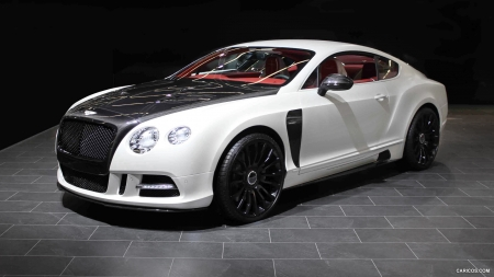 2012 Mansory Bentley Continental GT - GT, Tuned, Bentley, Mansory, Continental, Tuning