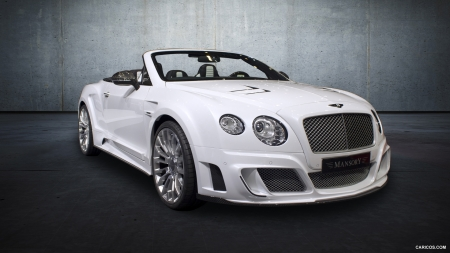 2012 Mansory Bentley Continental GTC LE MANSORY II - GTC, Tuned, Bentley, Mansory, Continental, Tuning