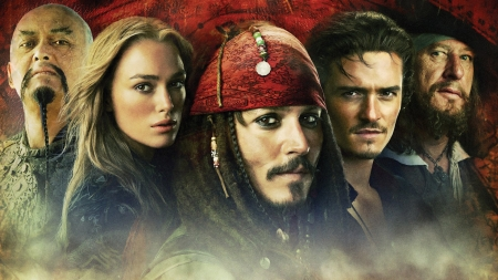 Pirates Of The Caribbean On Stranger Tides 2011 Movies Entertainment Background Wallpapers On Desktop Nexus Image 2254747