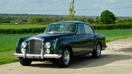 1961 Bentley S2 Continental 'Flying Spur' by H.J. Mulliner - Old-Timer, Car, Mulliner, Flying, S2, Bentley, Continental, Spur