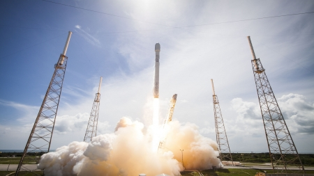 SpaceX Falcon 9 - Launch, Rocket, SpaceX, Falcon