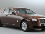 Rolls Royce Ghost One Thousand And One Nights Edition (2013)